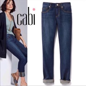 CAbi The Straight Austin Wash Jeans